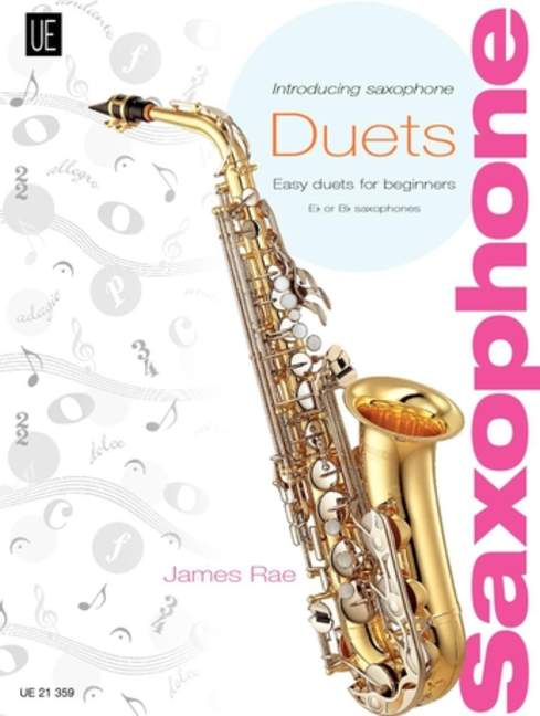Introducing saxophone duets image
